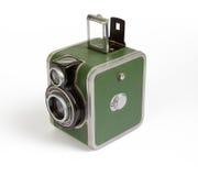 20世纪40年代葡萄酒照相机 免版税库存照片