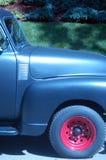 20世纪50年代卡车 库存图片