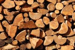 20木头 免版税库存照片