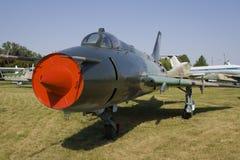20架轰炸机战斗机su 免版税库存照片