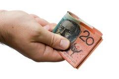 $20 Stock Image