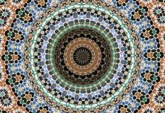 20 abstrakcjonistyczna mozaika Zdjęcia Royalty Free