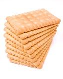 20 biscuits Image libre de droits