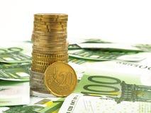 20 centavos Foto de Stock