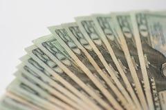 20 dólares Imagen de archivo libre de regalías