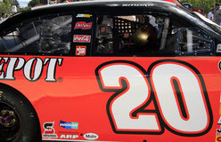 #20 dello Stewart aspetta l'inseguimento Immagine Stock Libera da Diritti