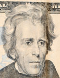 $20 Dollar Bill. United States 20 dollar bill Royalty Free Stock Photography