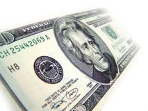 20 dollarrekening Royalty-vrije Stock Afbeelding