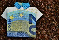 20 Euro Bill Stock Images