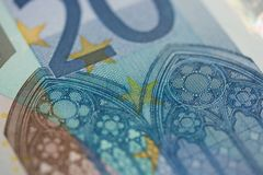 20 Euro Note Stock Photography