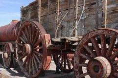 20 mułów drużynowy furgon Zdjęcie Stock