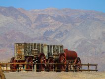 20 Mule Train Royalty Free Stock Photo