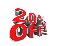20% off! Stock Images
