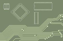 20 PCB κυκλωμάτων χαρτονιών πο&up στοκ εικόνες με δικαίωμα ελεύθερης χρήσης