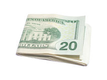 20 US dollars Stock Photos