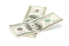 200 Dollar Lizenzfreies Stockfoto