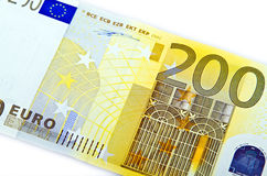 200 euro Stock Image