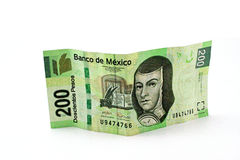 200 pesos bill Royalty Free Stock Photography