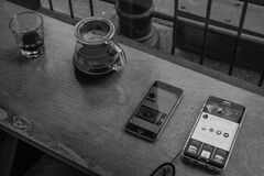 200 pour over + firefox for android-0001-untitled shoot-20151103-DSCF7921-Edit.jpg Stock Image