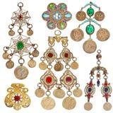 200 roczniaka jewellery set Fotografia Stock