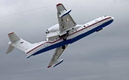 -200 vliegtuig (1) Royalty-vrije Stock Afbeelding