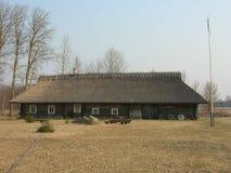 200 Years Old House. In Hiiumaa, Estonia stock images
