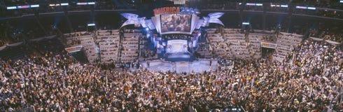 2000 convenções nacionais Democratic Imagem de Stock