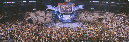 2000 conventions nationales Democratic Image stock