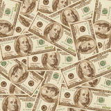 $2000 Dollar für einen Hintergrund Stockbild