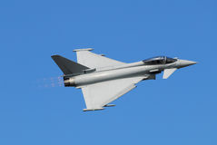 2000 ef eurofighter Royaltyfri Foto