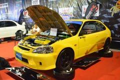 Free 2000 Honda Civic Type R At Manila Auto Salon Royalty Free Stock Images - 168095609