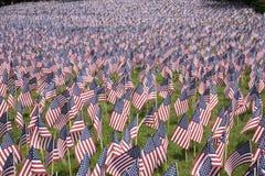 20000 bandeiras Fotografia de Stock Royalty Free