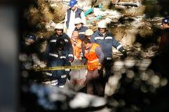 2003 de bankbom van HSBC - Istanboel Stock Afbeeldingen