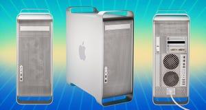 2003 g5 2006 komputer apple mac władza Zdjęcia Stock