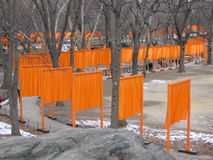 2004个中心城市门新的公园约克 免版税库存照片