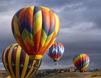 2005个气球巨大种族里诺 图库摄影