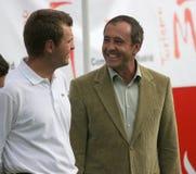 2005 ballesteros de golf开放的马德里 免版税库存图片