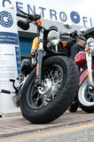 2005 bauten Harley Davidson Sportster XL 1200X auf Lizenzfreie Stockfotos