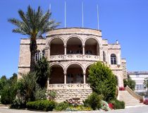 2005 kristna ambassadinternational jerusalem Arkivfoto