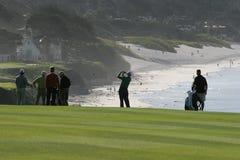 2006个海滩troy matteson的小卵石 免版税库存图片
