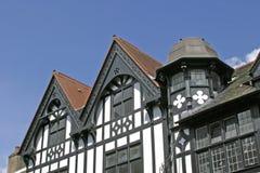 2006中心彻斯特城镇 免版税库存图片