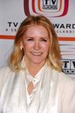 2006电视地产证书的苏珊霍华德。 Barker飞机棚,圣莫尼卡Ca. 03-19-06 免版税图库摄影