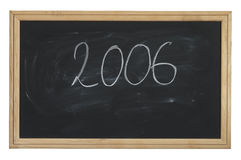 2006 anos escolares Fotografia de Stock Royalty Free