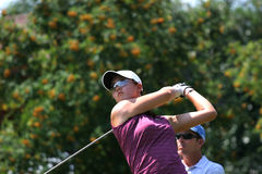 2006 Evian golf wykonuje Michelle wie Fotografia Stock