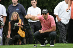 2006 golfów zielonego havret pro megeve aksamit Obraz Royalty Free