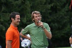 2006 zielonego golfów megeve pro tarnaud aksamit Fotografia Royalty Free