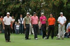 2006 zielonego golfów pro megeve aksamit Obraz Stock