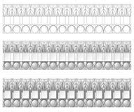 20060216 ornements illustration de vecteur