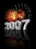 2007前夕新年度 库存图片