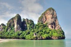 2007威严的山泰国 免版税库存照片